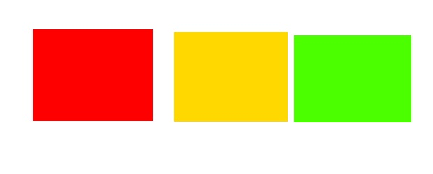 Red Yellow or Green